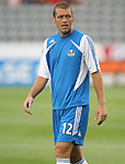 19 May 2007: Kansas City's Jimmy Conrad. The Colorado Rapids and the Kansas City Wizards played to a 1-1 tie at Dick's Sporting Goods Park in Commerce City, Colorado in a Major League Soccer 2007 regular season game.