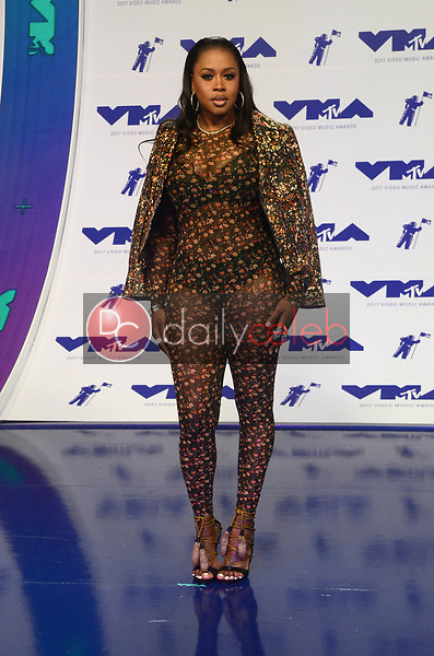 Remy Ma<br /> at the 2017 MTV Video Music Awards, The Forum, Inglewood, CA 08-27-17<br /> David Edwards/DailyCeleb.com 818-249-4998