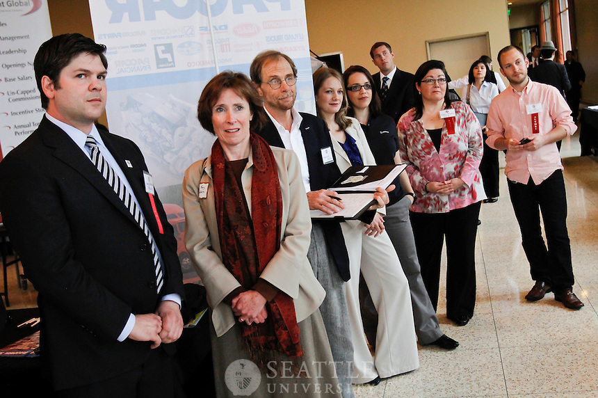 4/11/12- Employer of the Year Awards, Career Expo