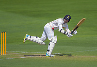 Wellington's Devon Conway bats during day two of the Plunket Shield cricket match between the Wellington Firebirds and Otago Volts at the Basin Reserve in Wellington, New Zealand on Tuesday, 22 October 2019. Photo: Dave Lintott / lintottphoto.co.nz