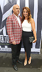 "Gary Brody and Jill Zarin attends the Broadway Opening Night Performance for ""Beetlejuice"" at The Wintergarden on April 25, 2019  in New York City."