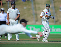 110117 International Test Cricket - NZ Black Caps v Pakistan