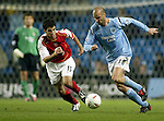 271004 Manchester City v Arsenal