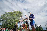 podium:<br /> 1/ André Greipel (DEU)<br /> 2/ John Degenkolb (DEU)<br /> 3/ Nacer Bouhanni (FRA)<br /> <br /> 1st Brussels Cycling Classic<br /> Brussels - Brussels: 197km