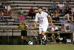 Chris Loftus of Duke University. Tuesday September 27th, 2005 at Duke University's Koskinen Stadium in Durham, North Carolina. The Duke University Blue Devils defeated the Longwood University Lancers 3-1 during an NCAA Division I Men's Soccer game.