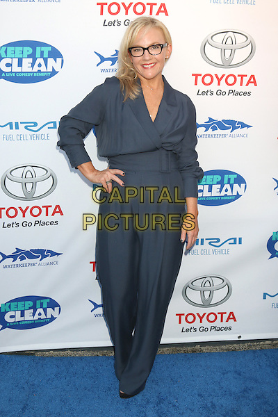 HOLLYWOOD, CA - APRIL 21: Rachael Harris at the Keep It Clean Comedy Benefit For Waterkeeper Alliance at Avalon on April 21, 2016 in Hollywood, California. <br /> CAP/MPI/DE<br /> &copy;DE/MPI/Capital Pictures