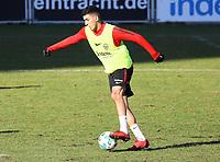 Aymen Barkok (Eintracht Frankfurt) - 30.01.2018: Eintracht Frankfurt Training, Commerzbank Arena