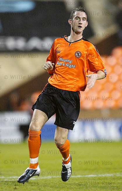 Mark Kerr, Dundee Utd.stock season 2005-2006.pic willie vass