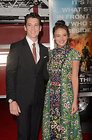 "LOS ANGELES - OCT 8:  Miles Teller, Keleigh Sperry at the ""Only The Brave"" World Premiere at the Village Theater on October 8, 2017 in Westwood, CA"