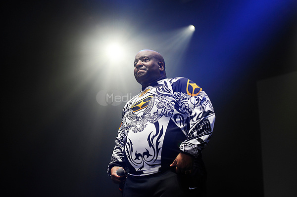 LONDON, ENGLAND - SEPTEMBER 29: Young MC (Marvin Young) performing during 'I Love The 90's' at SSE Arena on September 29, 2017 in London, England.<br /> CAP/MAR<br /> &copy;MAR/Capital Pictures /MediaPunch ***NORTH AND SOUTH AMERICAS ONLY***