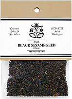 India Tree Black Sesame Seed, India Tree Seeds