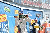 IMSA WeatherTech SportsCar Championship<br /> Sahlen's Six Hours of the Glen<br /> Watkins Glen International, Watkins Glen, NY USA<br /> Sunday 2 July 2017<br /> 25, BMW, BMW M6, GTLM, Bill Auberlen, Alexander Sims<br /> World Copyright: Richard Dole/LAT Images<br /> ref: Digital Image RD_WGI_17_583