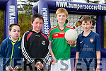 Enjoying the Anabla NS funday on Sunday were Shane McGlynn, Mark Fitzgerald, Kyle O'Connor and Danny Crowley