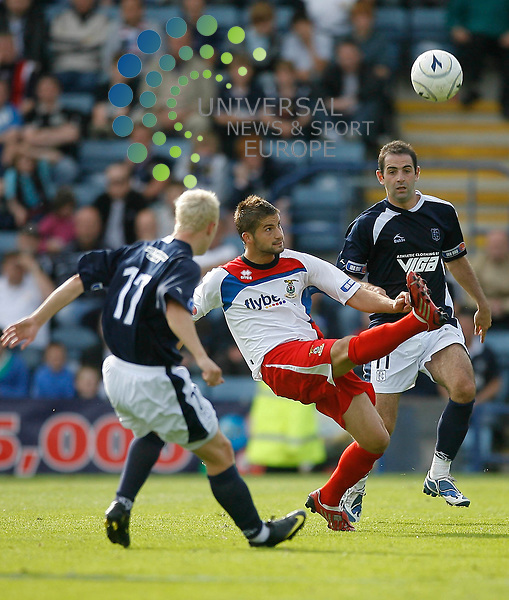 Dundee FC v Inverness FC Season 2009/10 ..22/08/09.. Danni Sanchez, of Inverness, during  this weekends First Division Season 2009/10 match between Dundee  and Inverness. .At Dundee's Dens Park  Stadium,  Dundee tonday...Picture by Mark Davison/ Universal News & Sport