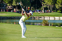 Danny Willett (ENG) during the third round of the Turkish Airlines Open, Montgomerie Maxx Royal Golf Club, Belek, Turkey. 09/11/2019<br /> Picture: Golffile | Phil INGLIS<br /> <br /> <br /> All photo usage must carry mandatory copyright credit (© Golffile | Phil INGLIS)