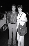 Ron Leibman and Jessica Walter on September 3, 1990 in New York City.