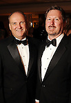 Steven Ryan and Craig McLemore at the Dominic Walsh Dance Theater's 10th Anniversary Season Gala at the Four Seasons Hotel Friday May 4,2012. (Dave Rossman Photo)