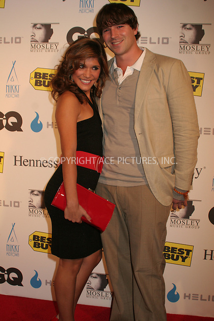 WWW.ACEPIXS.COM . . . . .  ....August 30, 2006, New York City. ....Randy and guest attend the Timbaland's Pre-VMA Party at Nikki midtown.....Please byline: NANCY RIVERA- ACE PICTURES.... *** ***..Ace Pictures, Inc:  ..Philip Vaughan (212) 243-8787 or (646) 769 0430..e-mail: info@acepixs.com..web: http://www.acepixs.com