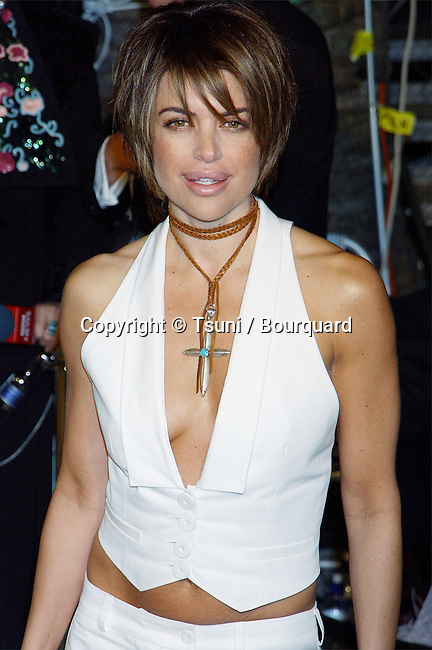 Lisa Rinna arriving at the Vanity Fair Oscar Party 2002 at Morton's  in Los Angeles, CA. March, 24 2002.           -            RinnaLisa.jpg