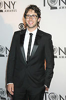 Josh Groban at the 66th Annual Tony Awards at The Beacon Theatre on June 10, 2012 in New York City. Credit: RW/MediaPunch Inc. NORTEPHOTO.COM