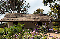 Montanez Adobe in Los Rios historic district, near the Amtrak station in San Juan Capistrano, CA. Images are available for editorial licensing, either directly or through Gallery Stock. Some images are available for commercial licensing. Please contact lisa@lisacorsonphotography.com for more information.