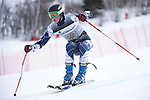 09 MAR 2016:  Colin Hayes (23) of Middlebury College competes in the giant slalom during the NCAA Division I Men's and Women's Skiing Championships take place at the Steamboat Ski Resort in Steamboat Springs, CO.  Jamie Schwaberow/NCAA Photos