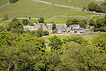 Kettlewell village, Wharfedale, Yorkshire Dales national park, England, UK