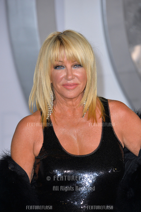 Actress Suzanne Somers at the world premiere of &quot;Passengers&quot; at the Regency Village Theatre, Westwood. <br /> December 14, 2016<br /> Picture: Paul Smith/Featureflash/SilverHub 0208 004 5359/ 07711 972644 Editors@silverhubmedia.com