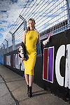 Fashion with Mirella, Clipsal Ladys lunch, Clipsal Track Adelaide. Photo: Nick Clayton