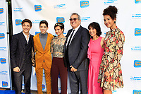 LOS ANGELES - OCT 28:  Asher Angel, Joshua Rush, Payton Elizabeth Lee, Kenny Ortega, Lauren Tom, Sofia Wylie at the 2018 Looking Ahead Awards at the Taglyan Cultural Complex on October 28, 2018 in Los Angeles, CA