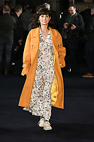 "LONDON, UK. March 08, 2019: Jasmine Helmsley arriving for the premiere of ""The White Crow"" at the Curzon Mayfair, London.<br /> Picture: Steve Vas/Featureflash"