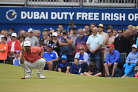 Erik Van Rooyen (RSA) during the final round of the Dubai Duty Free Irish Open, Ballyliffin Golf Club, Ballyliffin, Co Donegal, Ireland. 08/07/2018<br /> Picture: Golffile | Thos Caffrey<br /> <br /> <br /> All photo usage must carry mandatory copyright credit (&copy; Golffile | Thos Caffrey)