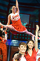 High School Musical , A Disney Theatrical Production based on the Walt Disney Film. .With  Claire-Marie Hall as Gabriella Montez,Mark Evans as Troy. Opens at The Hammersmith Apollo Theatre  on 5/7/08. CREDIT Geraint Lewis