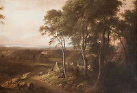 Distant view of Arniston by Alexander Nasmith