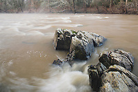 Haw River, Haw River State Park, Pittsboro, North Carolina, USA
