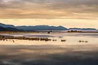 Karamea Lagoon, West Coast, South Island,New Zealand - stock photo, canvas, fine art print