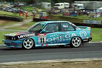 Round 10 of the 1991 British Touring Car Championship. #11 Will Hoy (GBR). BMW Team Listerine. BMW M3.