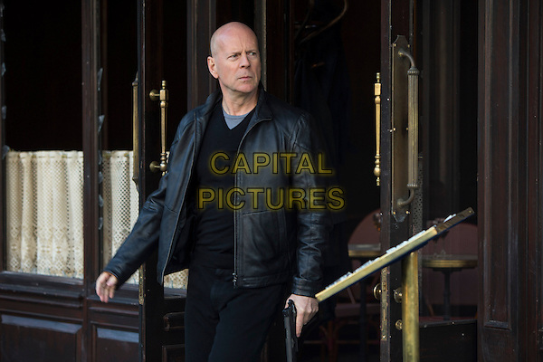 Bruce Willis<br /> in RED 2 (2013) <br /> *Filmstill - Editorial Use Only*<br /> CAP/NFS<br /> Image supplied by Capital Pictures