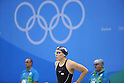 Yayoi Matsumoto (JPN), <br /> AUGUST 12, 2016 - Swimming : <br /> Women's 50m Freestyle Heat <br /> at Olympic Aquatics Stadium <br /> during the Rio 2016 Olympic Games in Rio de Janeiro, Brazil. <br /> (Photo by Yohei Osada/AFLO SPORT)