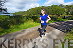 Clodagh Fitzgerald who took part in the Killarney Women's Mini Marathon on Saturday last.