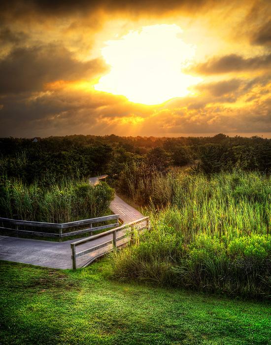 Dawn at Fire Island Lighthouse, Kismet, New York