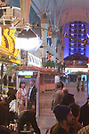 "Katy Perry Music Video, filmed on Fremont Street ""Waking up in Las Vegas """