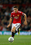 Ander Herrera of Manchester United during the Carabao Cup Third Round match at the Old Trafford Stadium, Manchester. Picture date 20th September 2017. Picture credit should read: Simon Bellis/Sportimage