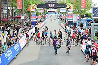 Picture by Alex Whitehead/SWpix.com 15/05/2017 -  Tour Series Round 4 Wembley Park - Brother Corporate Grand Prix