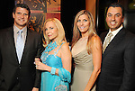 From left: Mark Pickard and Carolyn Farb with Gina and Dr. Devinder Bhatia at the San Jose Clinic Art with Heart Gala at the InterContinental Hotel Saturday May 15,2010.  (Dave Rossman Photo)