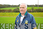 Trainer Paddy Williams at the Crotta O'Neills Training on Sunday.99