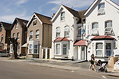 B&B hotels used as temporary housing for homeless families, Ilford, Essex