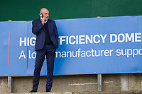 Fleetwood Town manager Uwe Rosler ahead of the Sky Bet League 1 match between Plymouth Argyle and Fleetwood Town at Home Park, Plymouth, England on 7 October 2017. Photo by Mark  Hawkins / PRiME Media Images.