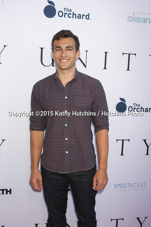 """LOS ANGELES - JUN 24:  Matthew Ziff at the """"Unity"""" Documentary World Premeire at the Director's Guild of America on June 24, 2015 in Los Angeles, CA"""