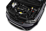 2018 Dodge Journey Crossroad FWD 5 Door SUV engine high angle detail view